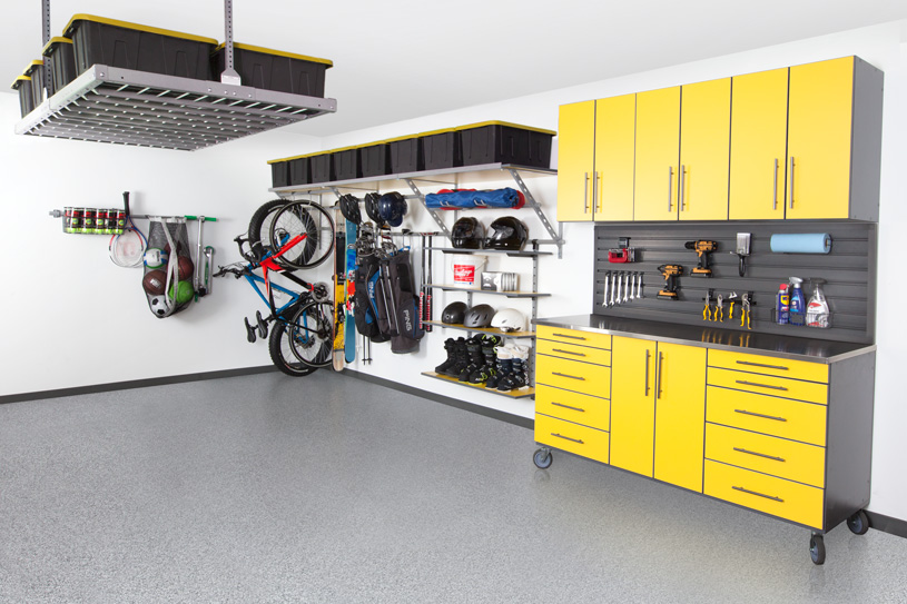 Unique Garage Makeovers Richmond