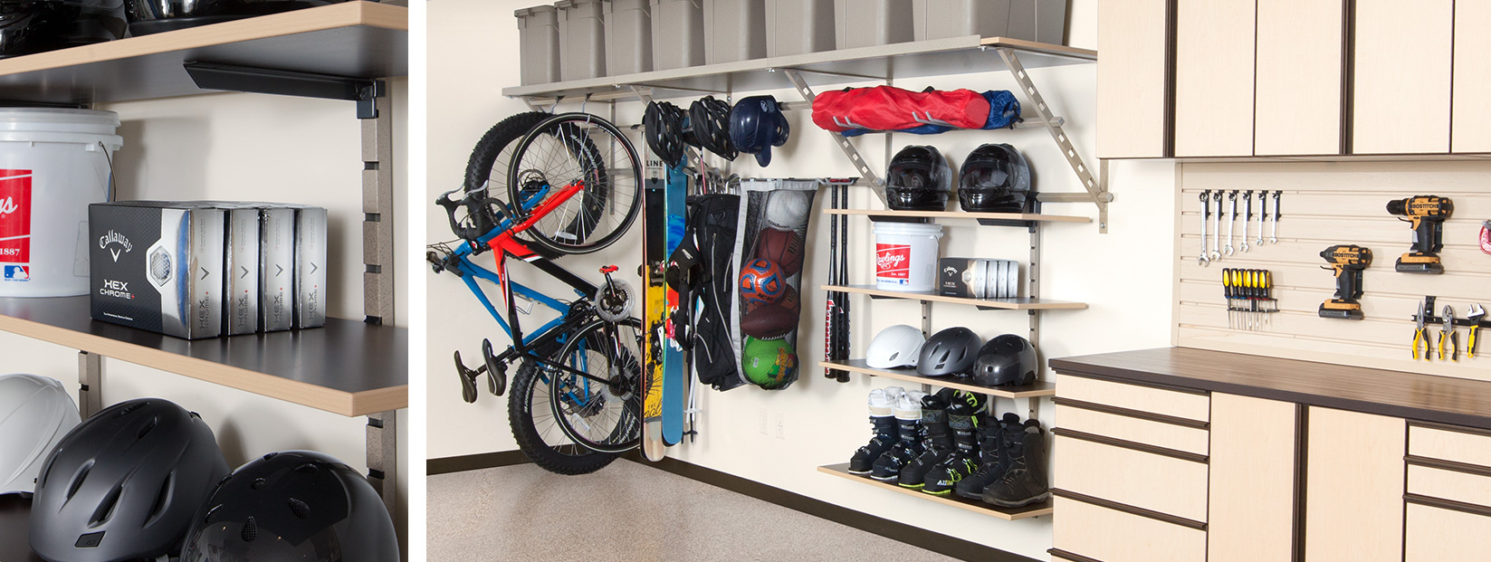Garage Shelving System Richmond, VA