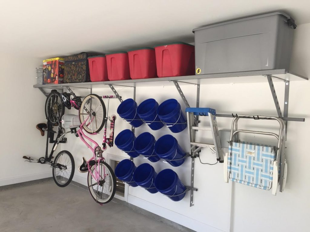 kits garage bars monkey storage system